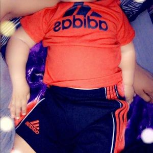 Adidas outfit for boys